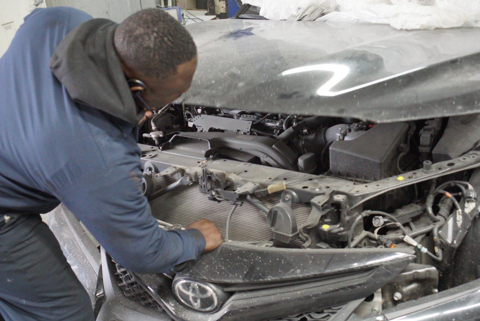 Collision Repair Center >> Automotive Collision Repair Center Brooklyn A1 Auto Body
